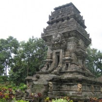 colosal temple east java